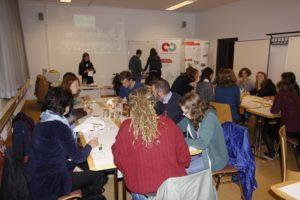 Planungsrunde mit den Initiativen @ Mosaique Lüneburg