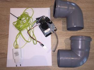 Workshop Feinstaubsensoren selber bauen + Umweltdaten teilen @ e.novum