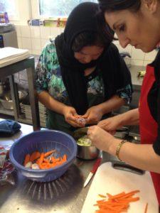Zu Gast in anderen Küchen @ mosaique Lüneburg Haus der Kulturen