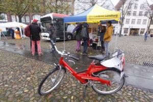 GEMEINSAM MOBIL FÜR DEN KLIMASCHUTZ IN LÜNEBURG @ Marktplatz Lüneburg
