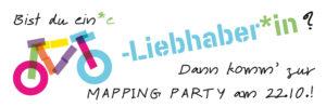 Mapping Party mit Lüneburg Maps @ Glockenhaus